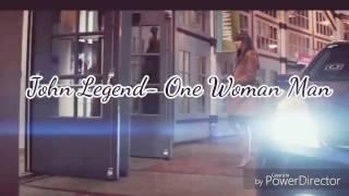 Скачать John Legend One Woman Man Español