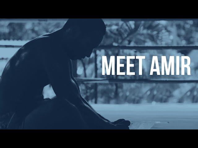 Kombat Group Interview: Amir