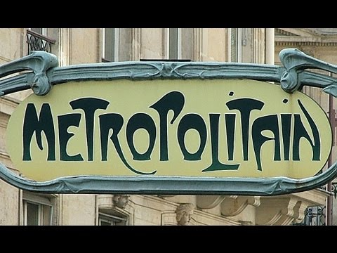 AD Classics: Paris Métro Entrance / Hector Guimard