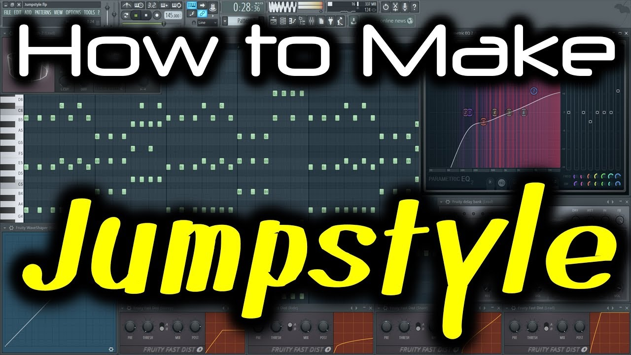 Download video tutorial jumpstyle.