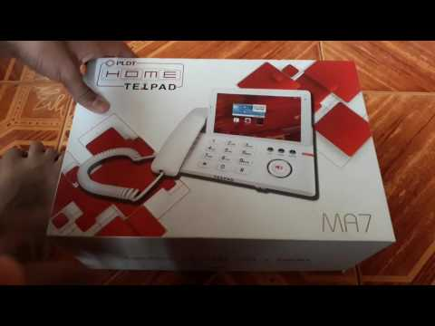 Unboxing and review of the PLDT home|telpad | Phone Unboxer
