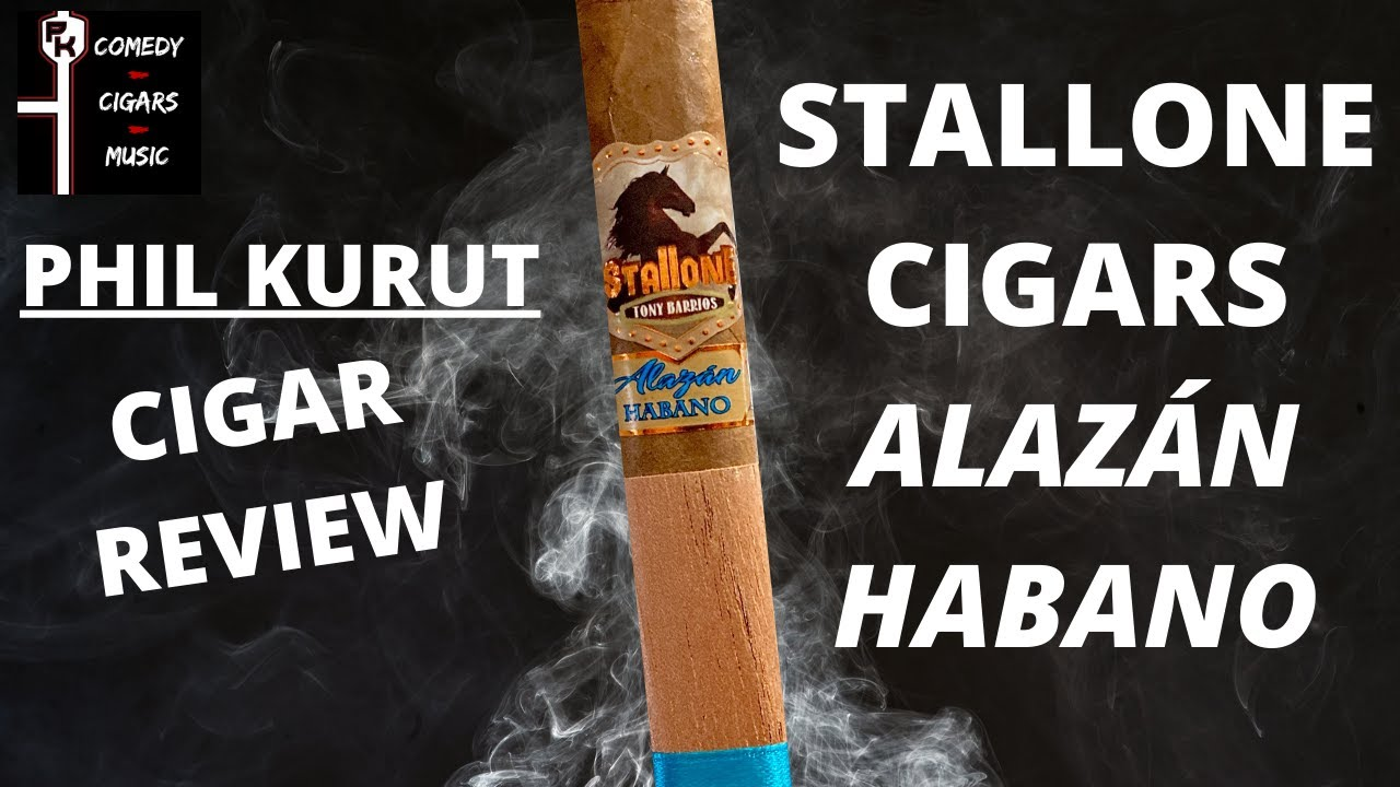 STALLONE CIGARS ALAZÁN HABANO | CIGAR REVIEW