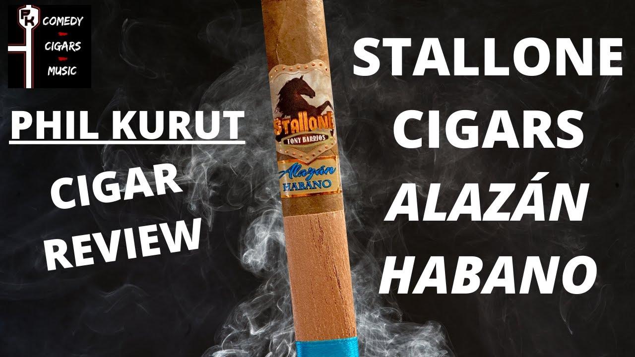 STALLONE CIGARS ALAZÁN HABANO | CIGAR REVIEW