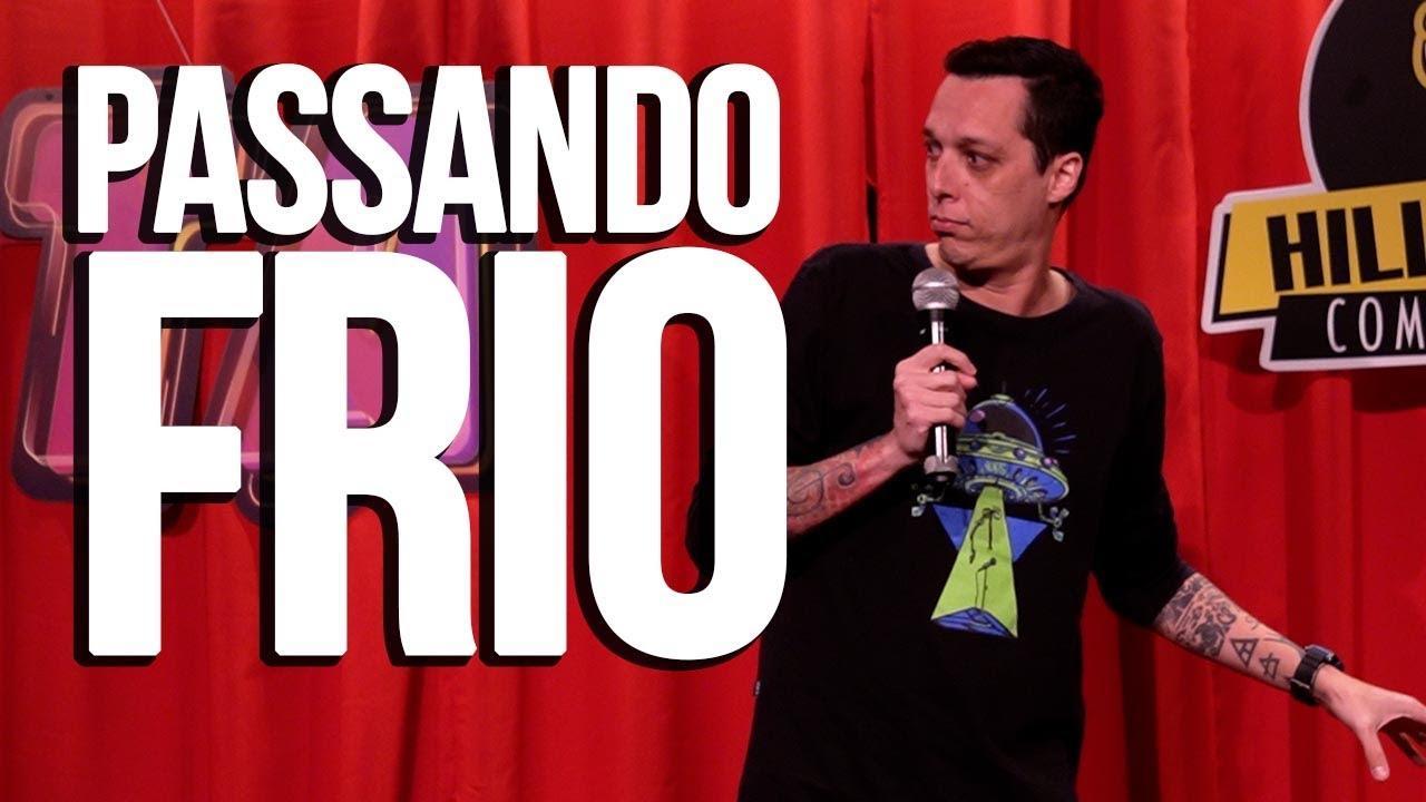PASSANDO FRIO EM CAMPOS DE JORDÃO | PARTE 1| - NIL AGRA - STAND UP COMEDY