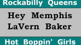 Hey Memphis - LaVerne Baker