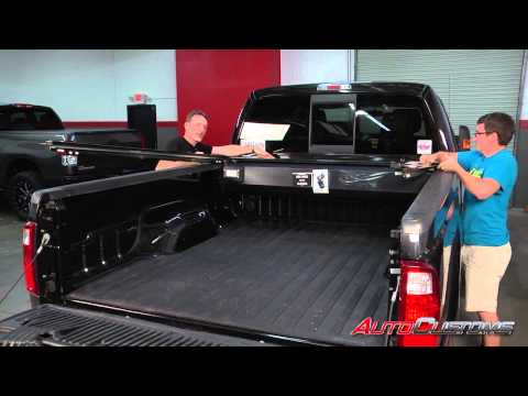 How To Install Gator Fx3 Hard Folding Tonneau Cover At