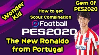 Scout Combination For Ronaldo