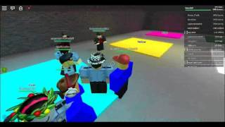Roblox DPD Training| Colors and sharks