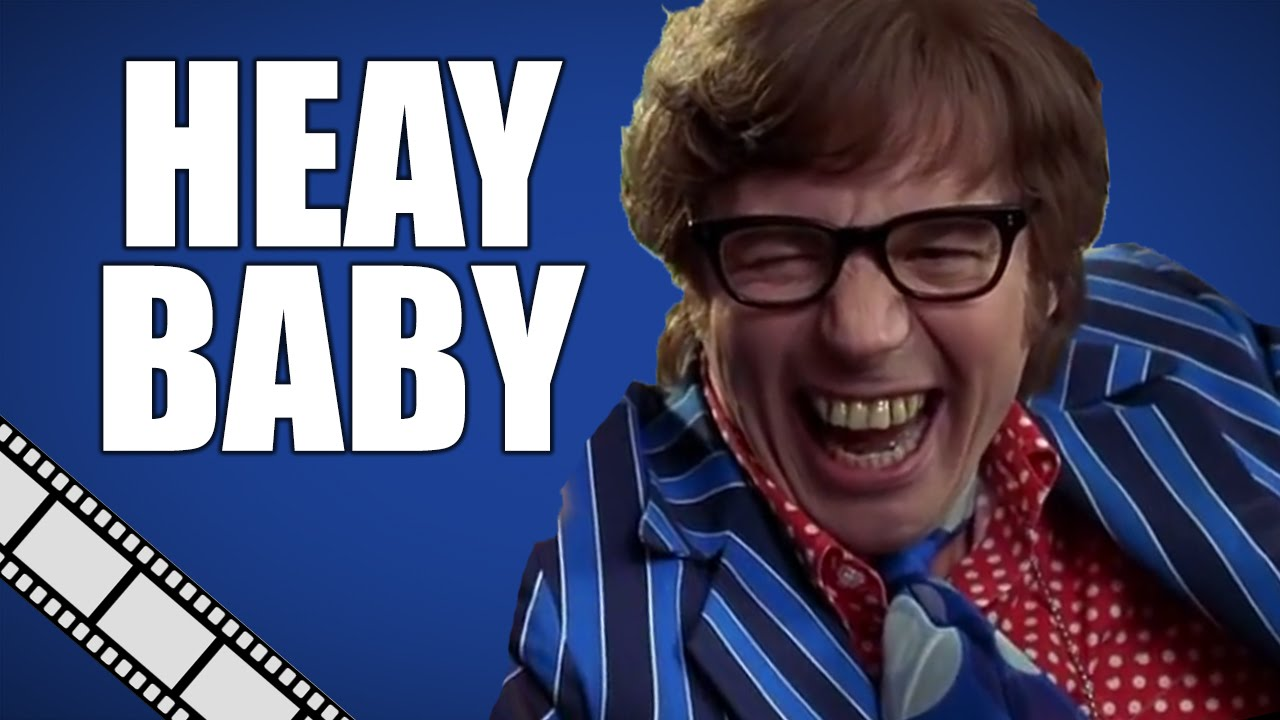 austin powers yeah baby youtube
