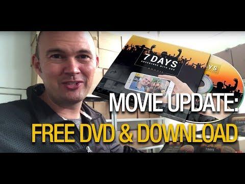 Movie update: free DVD & download, free books