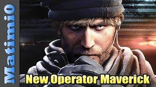 Operator Maverick Revealed - Rainbow Six Siege