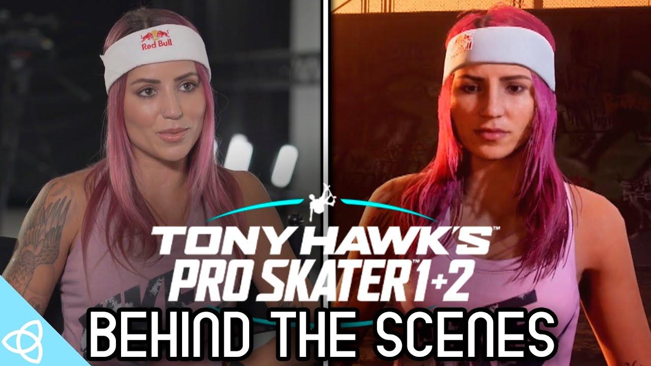 Behind the Scenes - Tony Hawk's Pro Skater 1 + 2