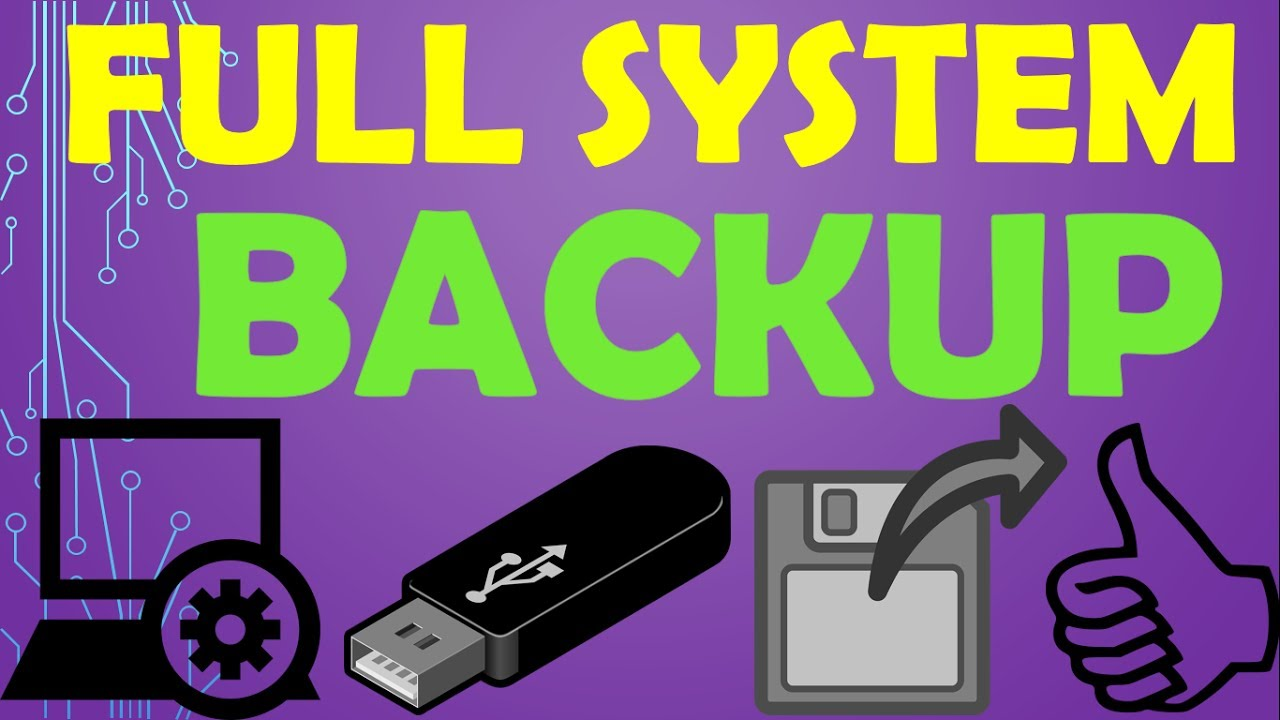 {HINDI} how to create full system backup with all software   backup and restore   full drive backup✔