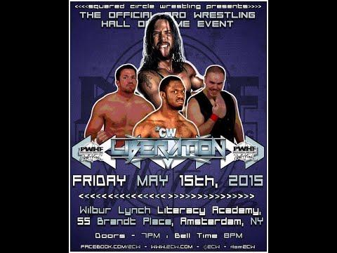 2CW Liberation: Mattick vs. Rich Swann vs. JT Dunn vs. Colin Delaney 5/15/15