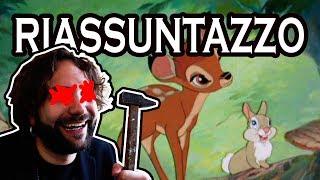 Bambi - RIASSUNTAZZO BRUTTO BRUTTO