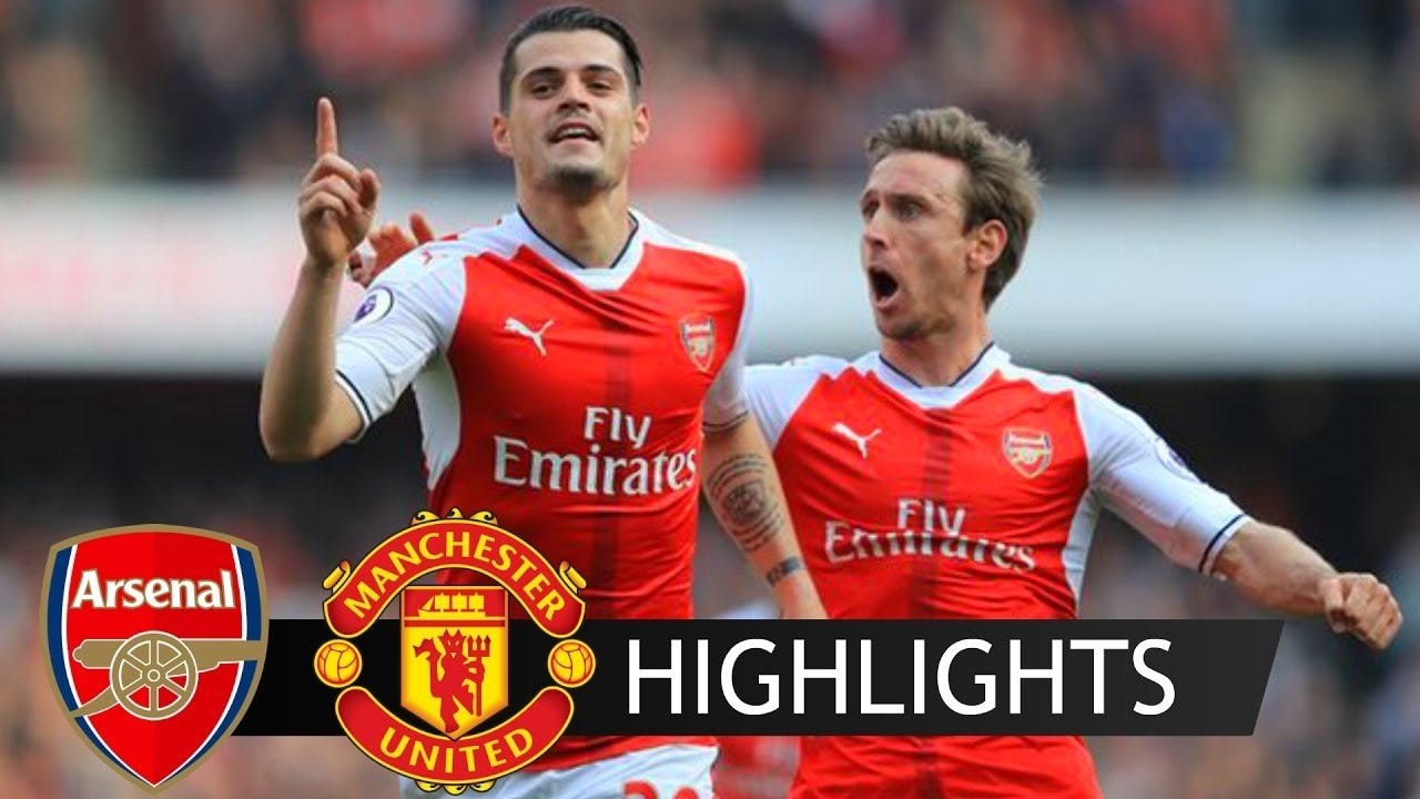 Arsenal vs manchester united 2 0 highlights full hd 1080p epl arsenal vs manchester united 2 0 highlights full hd 1080p epl 07 may 2017 voltagebd Image collections