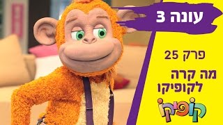 קופיקו עונה 3 פרק 25  מה קרה לקופיקו