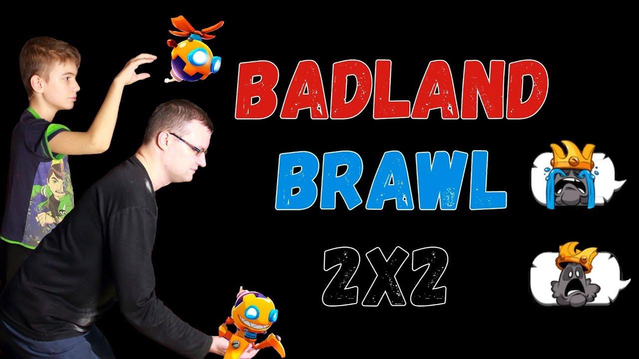 Badland Brawl - играем войны племен 2 на 2. Ответы на различные игры в социальных сетях