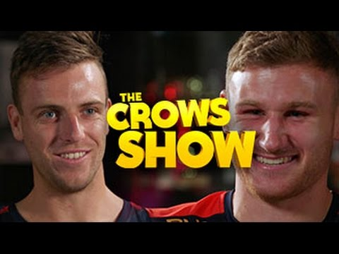 Rory Laird on 'The Roast' with Brodie Smith