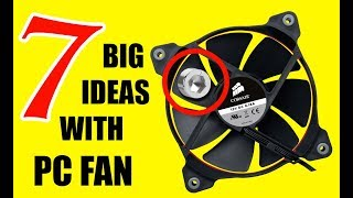 Download 7 INCREDIBLE Projects with a simple FAN Mp3 and Videos