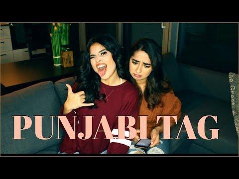 Punjabi TAG Why We Like Punjabi || Collab with Browngirllifts Navpreet Banga ||