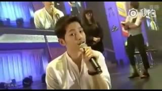 Song Joong Ki - Sings 'Happy Birthday'  (Korean Version)