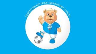 Финалы проекта Мини футбол в школу Регион Заполярье 2021 г