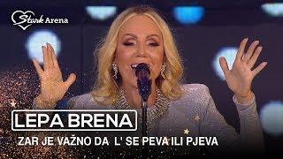 Lepa Brena - Zar je vazno da l' se peva ili pjeva - (LIVE) - (Stark Arena 20.10.2018.)