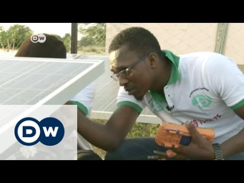 Mali: Boosting education with solar energy | Africa on the Move