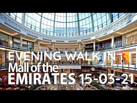 BEST MALL OF DUBAI – Mall of Emirates