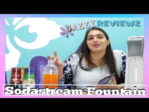Soda Stream Fountain Review - Does it Taste Like Regular Soda?