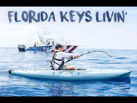 Florida Keys Fishing: Swordfish On Kayak Round 1