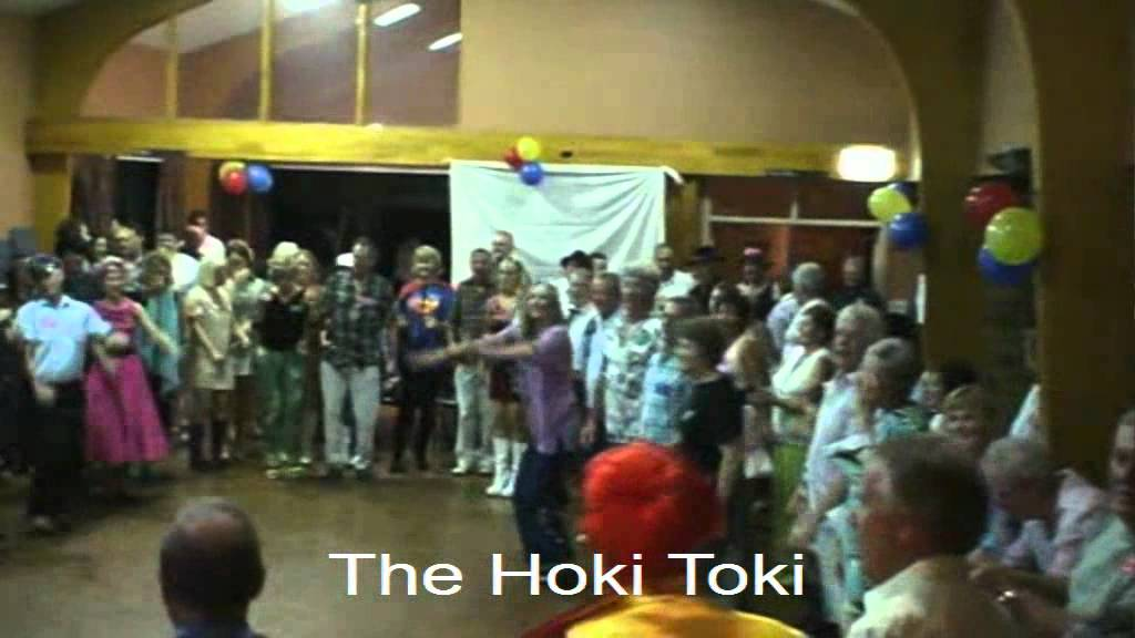 The Hoki Toki Dance - YouTube