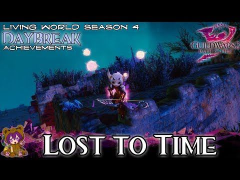 ★ Guild Wars 2 ★ - Lost to Time (Domain of Istan achievement)