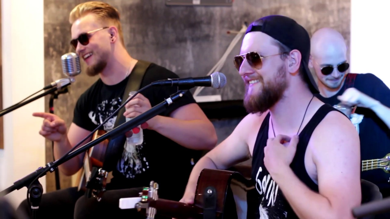 Justify Rebellion: Unplugged (Hifi Klubben Slagelse - June 27, 2020) - YouTube