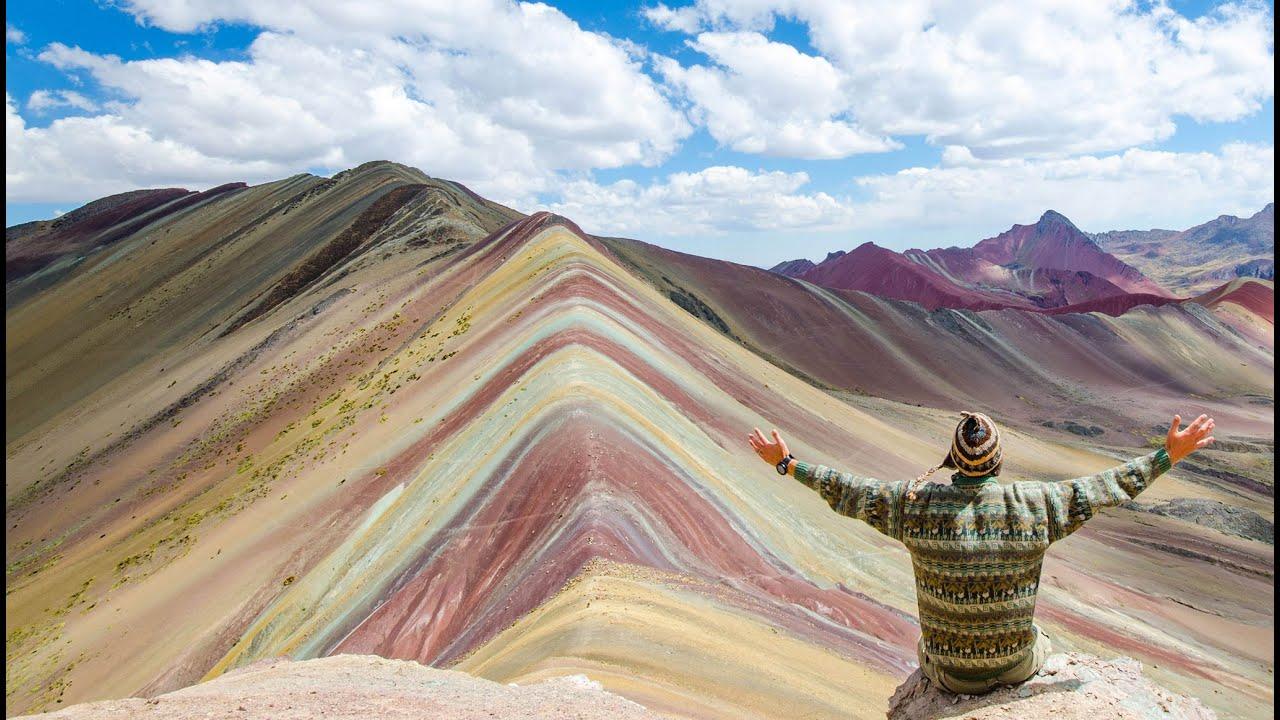Rainbow Mountain, Peru - FlashpackerConnect - YouTube