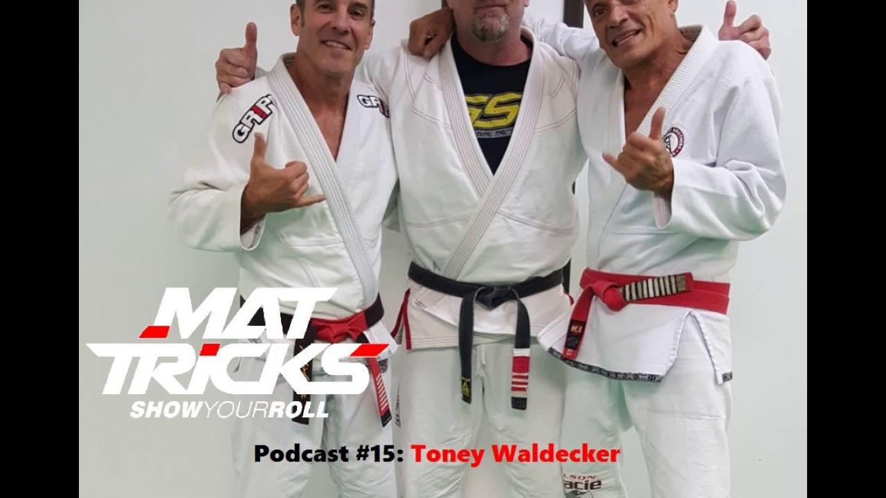 Toney Waldecker on Coaching MMA and Training Self-Defense