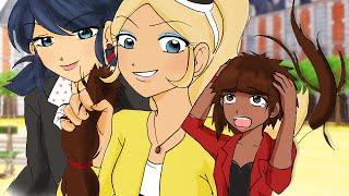 """MOONLIT VENGEANCE"" Miraculous Ladybug Comic Dub | Valory Pierce"