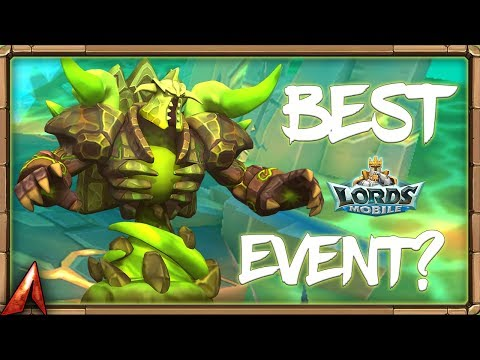 Best Event In Lords Mobile!?