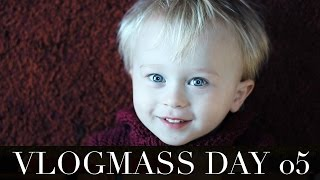 WE MADE IT!  | VLOGMAS DAY 5 | THE MICHALAKS