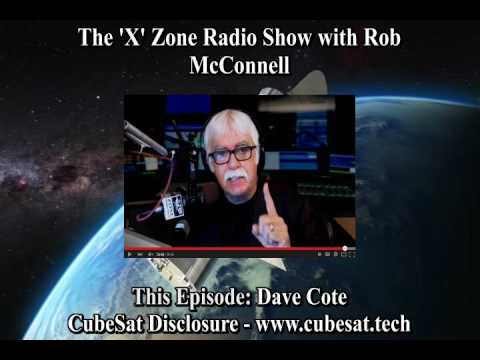 The 'X' Zone Radio Show with Rob McConnell - Guest: Dave Cote