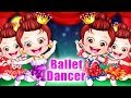 Baby Hazel As Ballet Dancer And More Dress Up Games For Girls | Baby Hazel Games