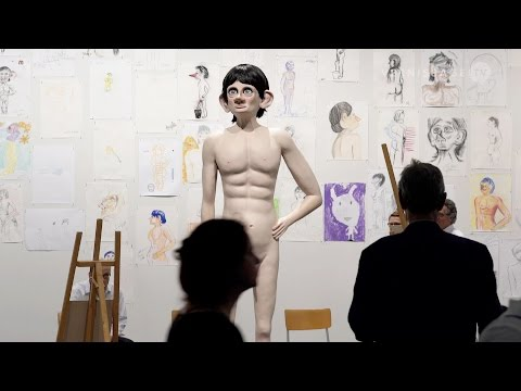 David Shrigley: Life Model. Art Basel 2015, Unlimited