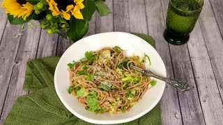 Pasta With Brussels Sprouts & Guanciale