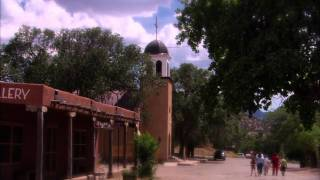 Tour through the City of Santa Fe