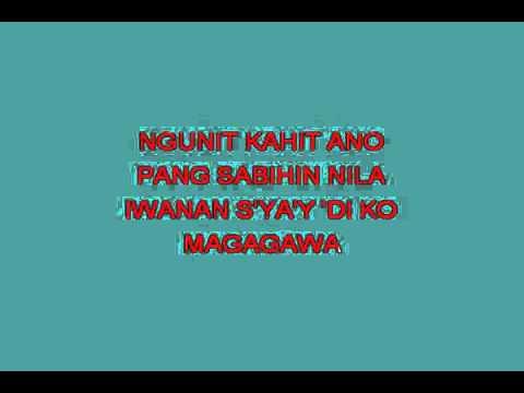Mahirap Magmahal Ng Syota Ng Iba 219080 [karaoke]