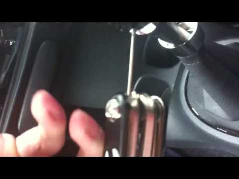 Ripspeed Black Cobra Gear Knob Toyota Yaris Mk2 Youtube