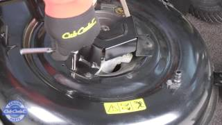 How to Replace the Deck Belt on XT Enduro Series Riding Mowers