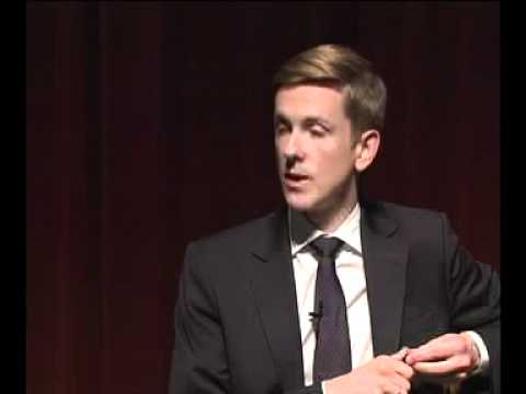 Facebook co-founder Chris Hughes delivers Harrelson lecture
