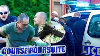 PRANK | COURSE POURSUITE EN COVOITURAGE (avec la Police 👮♂️)